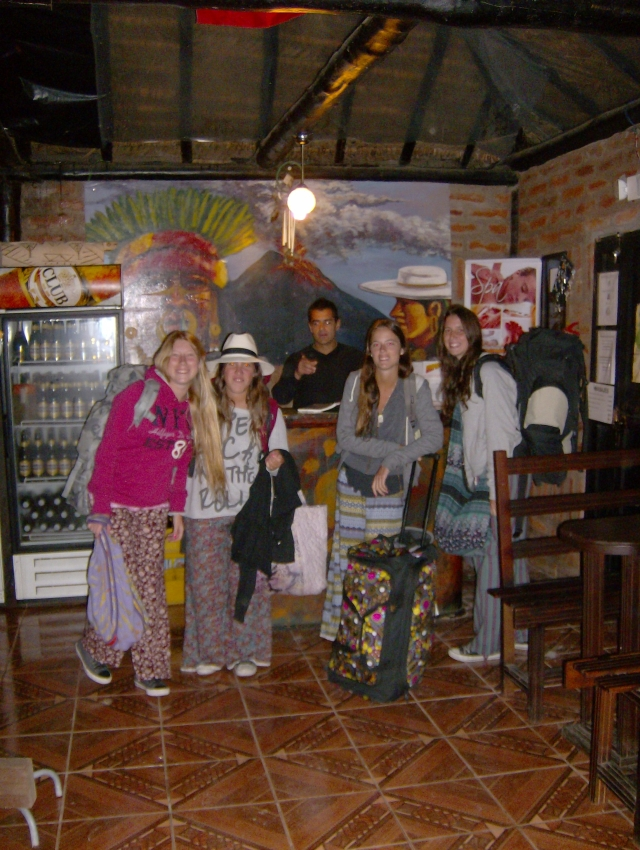 HostelBackpackers201201Enero 073