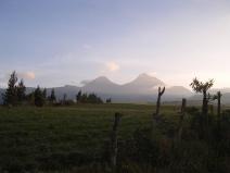 Area Iliniza Twin Peaks