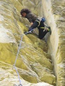 Banos-Climbing