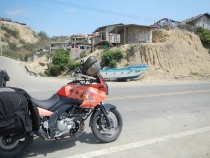Ecuador Freedom Bike Rental-Beach