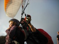Paragliding, Ecuador